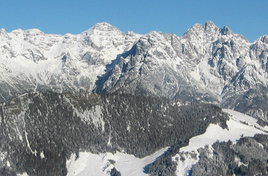 Buchensteinwand - PillerseeTal